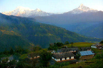 DHAMPUS HOLIDAY HOME - Pokhara Nepal