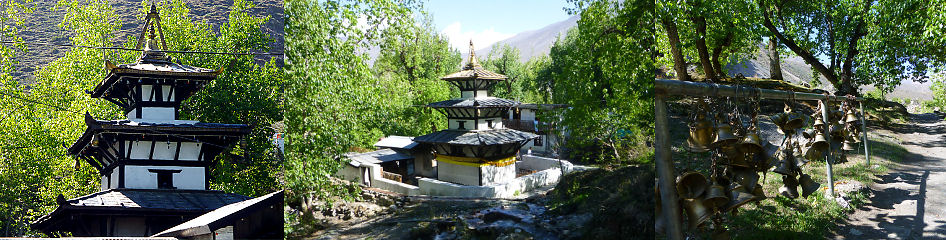 Temple of Lord Muktinath
